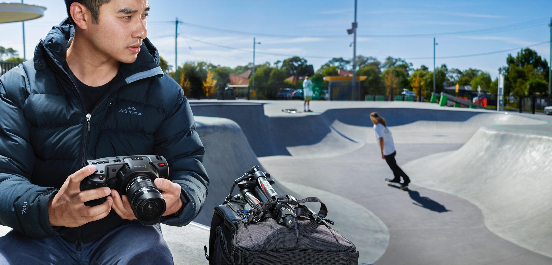 Pocket Cinema Camera 4K – RAW w przystępnej cenie